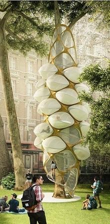 Domek na drzewie, wersja mo...