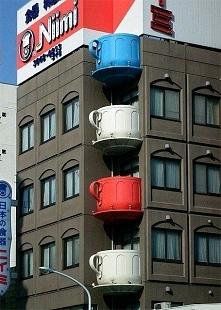 Takie cuda tylko w Japonii ...