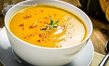 Zupa z dyni Kingi