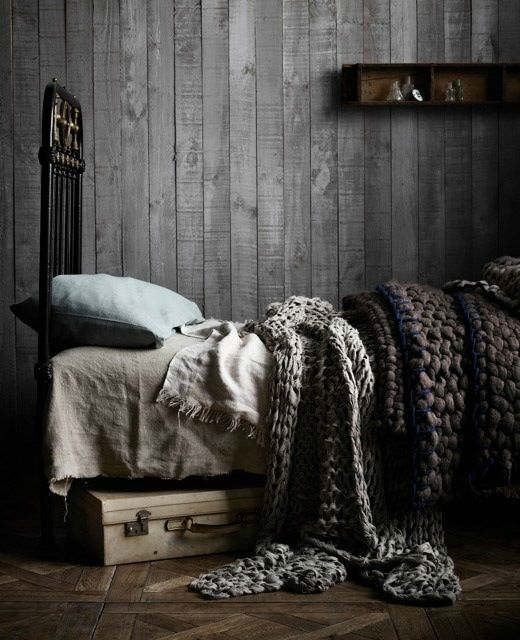 Rustic Bedroom <3