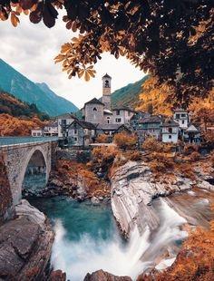 Located in Switzerland Destination from Western Europe Region