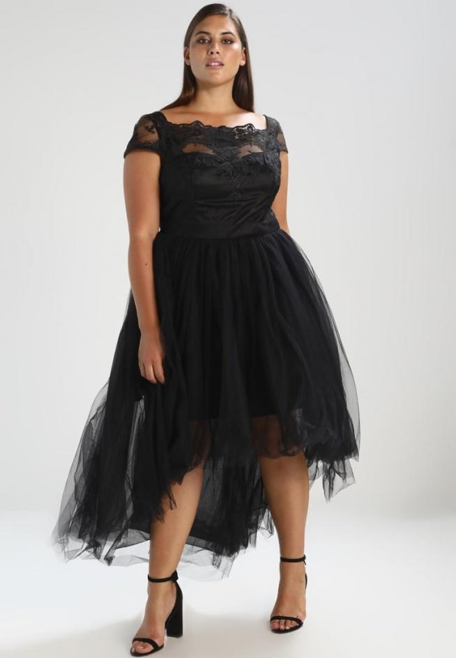 Suknia balowa Chi Chi London Curvy KELLIS.