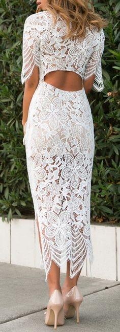 Przepiękna sukienka koronkowa!❤️