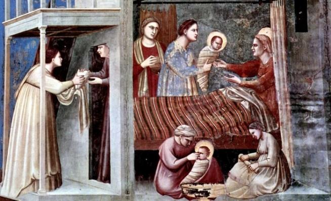 8 września - narodziny Najświętszej Maryi Panny