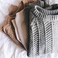 sweterki!