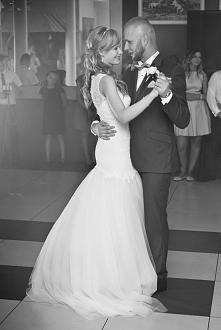 moja suknia ślubna :)