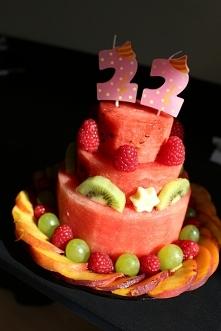 Kiedy przyjaciółka ma urodziny i nie je słodyczy...