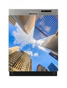 Naklejki na zmywarkę - Wieżowce Nowego Yorku 5264