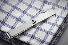 Srebrna spinka do krawata K...