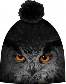 Czapka Magic Fun BLACK OWL