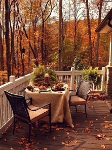 Jesień tuż, tuż...
