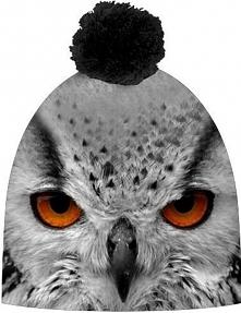 Czapka Magic Fun WHITE OWL