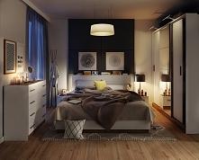 Sypialnia DENTRO to nowoczesna i stylowa sypialnia. Występuje w ciekawej wers...