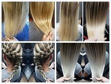 #włosdoskonały Historia moich włosów :)
