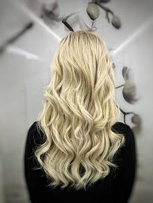 Chłodny blond