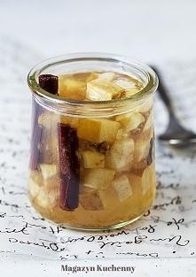 Jabłkowa herbatka z piekarn...