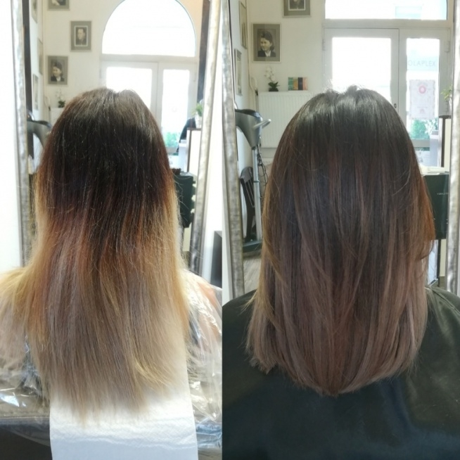 Before... after :)