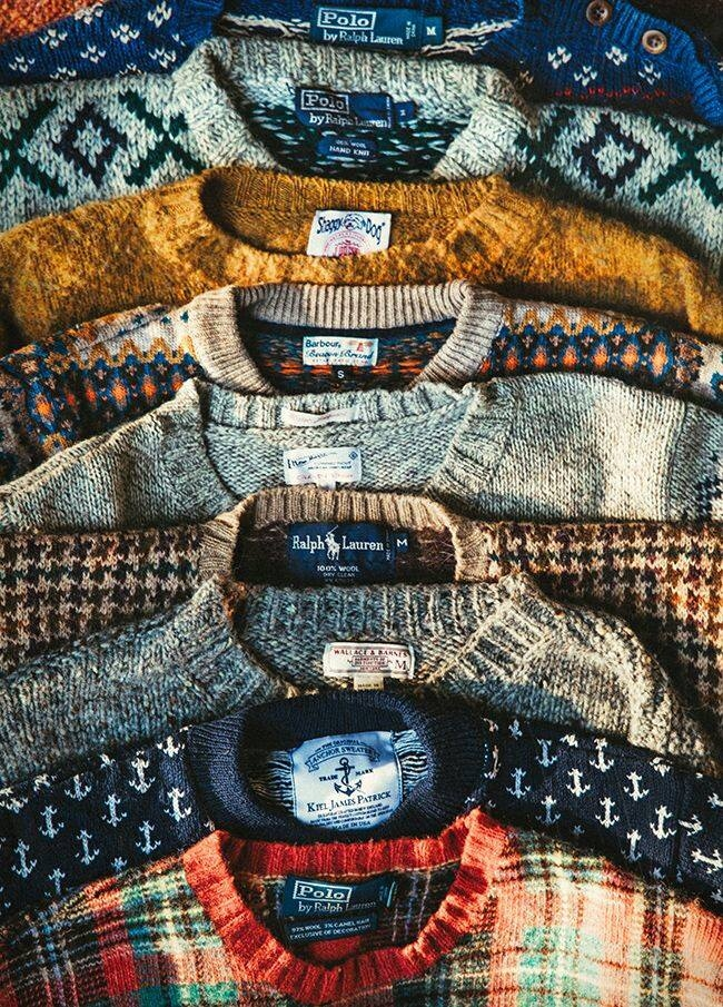 Sweater weather...