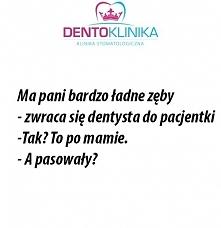 DENTOKLINIKA na wesoło o dentystach w Warszawie.