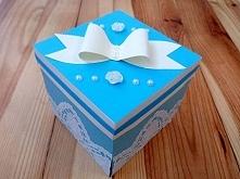 pudełko na urodziny;) polec...