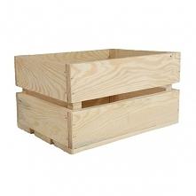 Drewniana skrzynka (BOX 25/19/14)