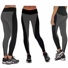 Piękne, bardzo wygodne legginsy, idealne do biegania lub fitnesu :) Kliknij w...