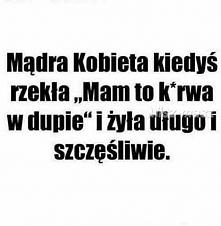Bardzo Mądrze :)