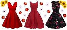Bardzo ładne sukienki ;)