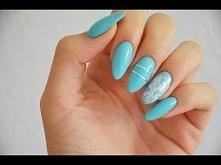 Folia transferowa.Szybkie zdobienie paznokci hybrydowych |Claresa|