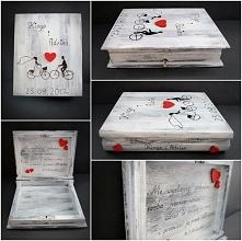 Kochani, po raz pierwszy prezentujemy Wam pudełko-książkę. :D Jak Wam się pod...
