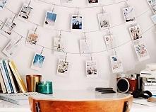 oryginalne ramki i miejsca na zdjęcia :) powieś je na ścianie! inspiracje po ...