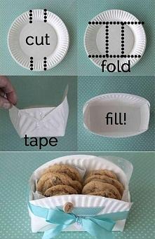 Pomysłowy pojemnik na ciast...