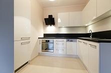 Piękna jasna kuchnia MS-Meble, realizowana dla firmy ATAL. Blum, Dynamic Spac...