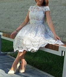 Kolejna Piękna Sukienka od Chi Chi London❤️ ❤️Dostepna w rozmiarach S,M Zapra...