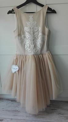 Sukienka lou sprzedam 290 z dostawą