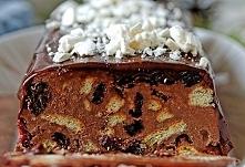 Blok czekoladowy jak za dawnych lat  na ponad kilogramowy blok: 250 g masła 1...