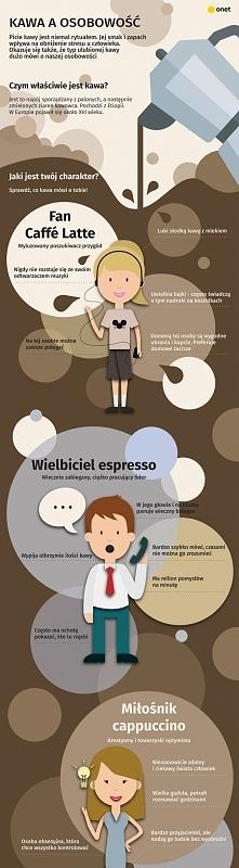 Kawa a osobowość