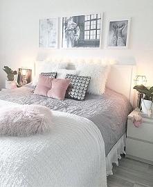 piękna sypialnia ❤️