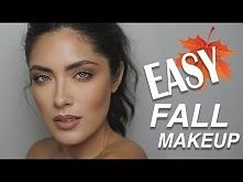 Super Easy Monochromatic Fall Makeup Tutorial | Melissa Alatorre