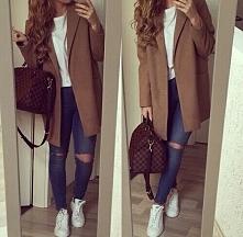 Najlepsze sklepy internetowe z ładnymi płaszczykami? Idzie zima, a ja z chęci...