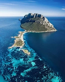Wyspa Tavolara we Włoszech :)