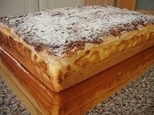 Aksamitny sernik na budyniu  Składniki na blachę 20/30 cm:  Ciasto kruche:   ...