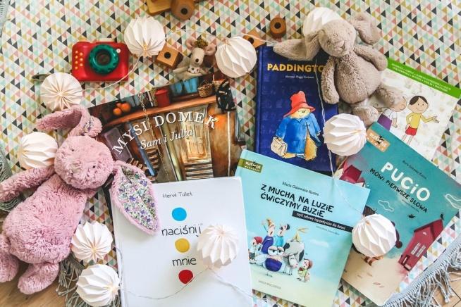 6 książek dla dzieci, które zachwycą każdego Malucha!