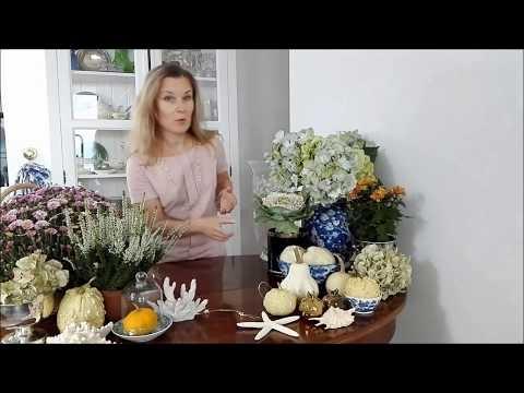 Jesień w stylu Hampton - jakie dekoracje wybrać, jak je zaaranżować, by uzyskać klimat w ulubionym stylu zobacz z homelikeilike.com