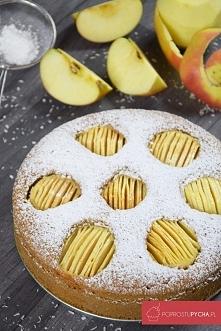 Proste ciasto z jabłkami i ...