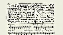 Odnaleziono najstarszą piosenkę świata