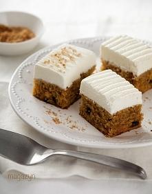 Wypasione ciasto marchewkowe. Przepis po kliknięciu w zdjęcie.