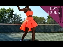 How To Sew A Sweetheart Strapless Cutout Dress