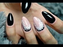 Pasta Gel :: Żel dekoracyjny Nail Art Indigo :: easy nail art tutorial