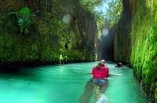 Swimming in the underground...